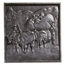 Пластина декоративная, 010.129 (Dixneuf)