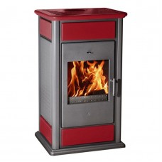 Печь Warm CS rosso (EdilKamin)