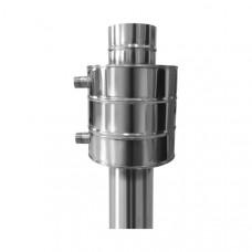 Теплообменник D104, нерж304, 18л (Вулкан)