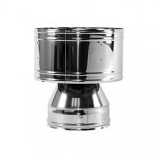 Дефлектор V50R D150/250, нерж 321/304 (Вулкан)