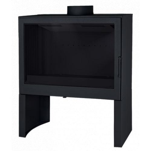 Печь L71, черная (Liseo)